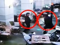 Видеокадры нападения террористов на кафе в Тель-Авиве нет