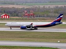 "Самолета Airbus А-330 авиакомпании ""Аэрофлот"""