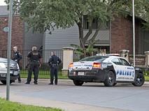 Полиция США в Далласе