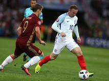 Евро-2016. Англия - Россия.