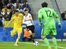 Евро-2016. Германия - Украина.