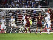 Чемпионат Европы по футболу - 2016. Матч Россия - Словакия
