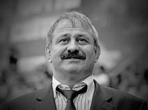 Первый вице-президент Федерации спортивной борьбы России Адлан Вараев