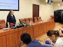 Глава департамента Ольга Грачева