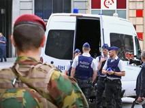 Спецоперация полиции Бельгии