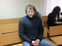 Александр Емельяненко в суде