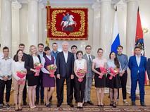 Встреча с победителями IV Национального чемпионата «Молодые профессионалы»