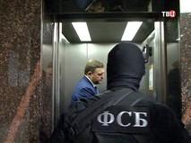 Задержанный Никита Белых