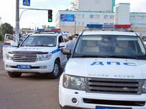 Автомобили ДПС в Башкирии