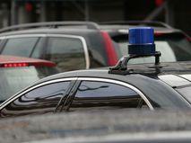 Представительский автомобиль со спецсигналом