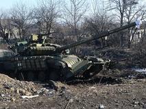 Танк Т-64 ВС Украины