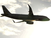 Пассажирский самолет Airbus A320