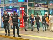 Полиция Турции