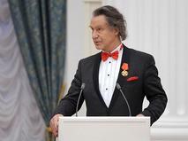Александр Шилов во время церемонии вручения государственных наград в Кремле