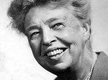 Элеонора Рузвельт. Жена умирающего президента