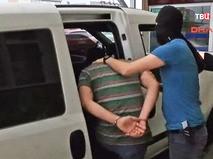 Спецназ Турции проводит задержание