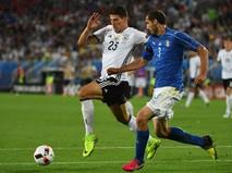 Евро-2016. Германия - Италия.