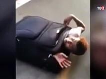 Мигрант приехал в Европу в чемодане