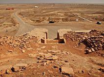 Пустыня в Ираке