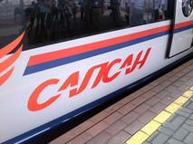 """Поезд """"Сапсан"""""""
