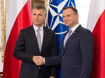 В Варшаве открывается саммит НАТО