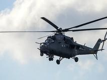 Вертолет Ми-25 ВКС России