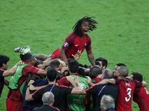 Евро-2016. Португалия - Франция.