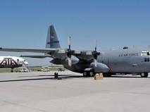 Военно-транспортный самолет C-130 Hercules