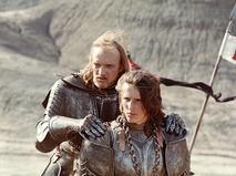 "Кадр из фильма ""Янки при дворе короля Артура"""