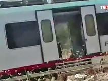 Крушение поезда в Италии