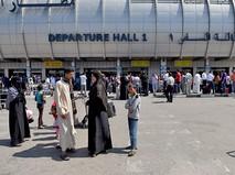 """Международный аэропорт """"Каир"""""""