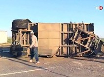 ДТП с участием грузовика