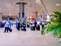 """Аэропорт """"Бен Гурион"""" в Израиле"""