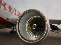 Ту-204 авиакомпании Red Wings
