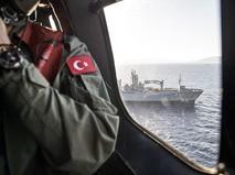 Колрабли ВМФ Турции
