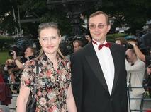 Николай Бурляев с супругой Ингой Шатовой
