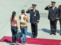 Принц Таиланда с супругой