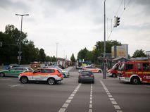 Экстренные службы в Мюнхене