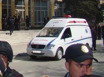 Скорая помощь в Азербайджане