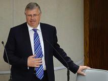 Руководитель Федеральной таможенной службы РФ Андрей Бельянинов
