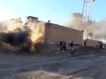 Лагерь боевиков ИГ