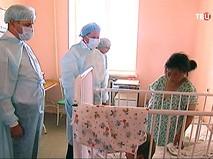 Инфекционное отделение в больнице