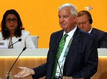 Президент Всемирного антидопингового агентства Крейг Риди