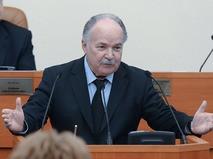 Николай Губенко выступает в Мосгордуме