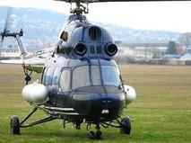 Вертолет Ми-2