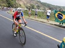 Голландская велогонщица Аннемик ван Влютен