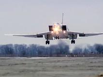 Бомбардировщик-ракетоносец Ту-22 М3 ВКС России