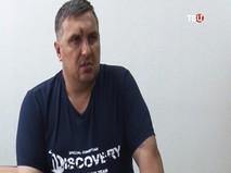 Сотрудник ГУР министерства обороны Украины  Евгений Панов