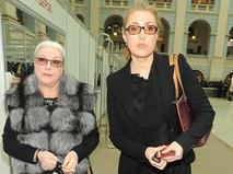 Лидия Шукшина с дочерью Марией Шукшиной