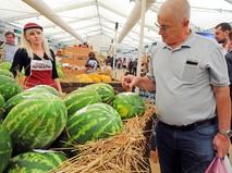 Ярмарка фермерских продуктов